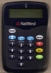 why i might leave my bank the natwest card reader recursive